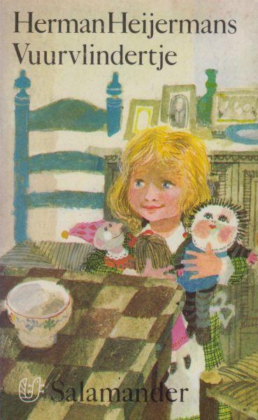 Heijermans (December 3, 1864, Rotterdam - November 22, 1924, Zandvoort), Herman - Vuurvlindertje - Een nieuw verhaal voor grote kinderen