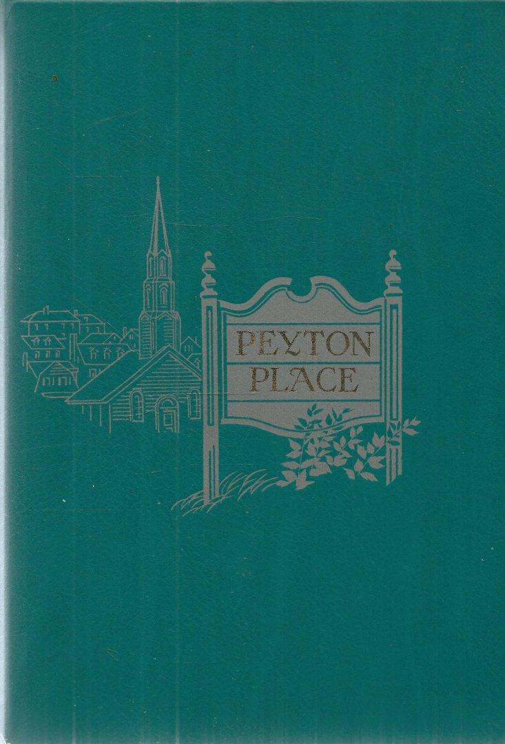 Metalions, Grace - PEYTON PLACE