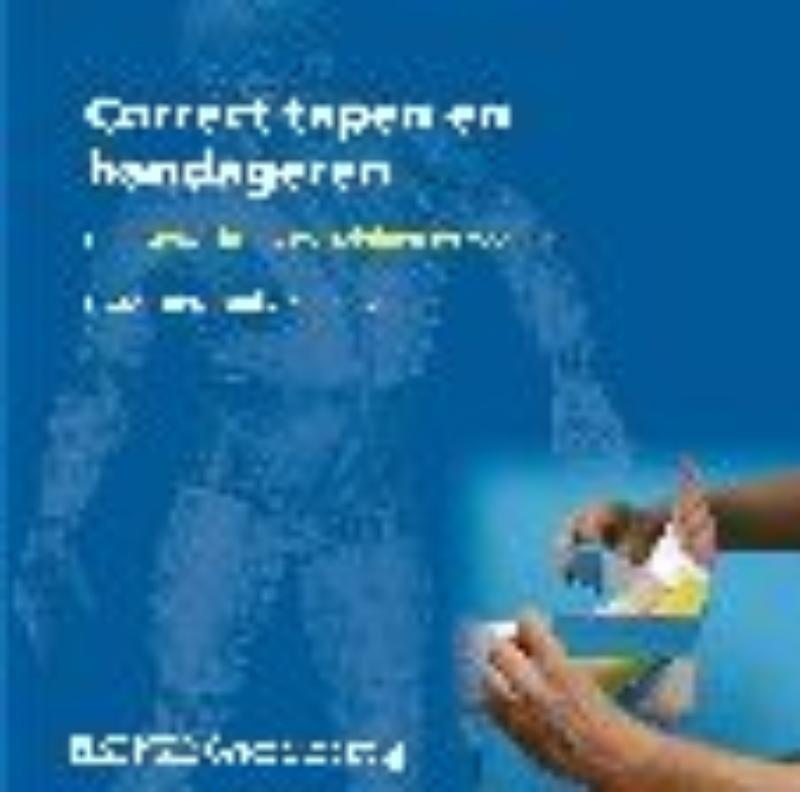Klaus Eder, Hauke Mommsen - Correct tapen en bandageren het evenwicht tussen stabiliteit en mobiliteit