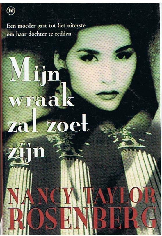 Boekwinkeltjesnl Rosenberg Nancy Taylor Mijn Wraak Zal