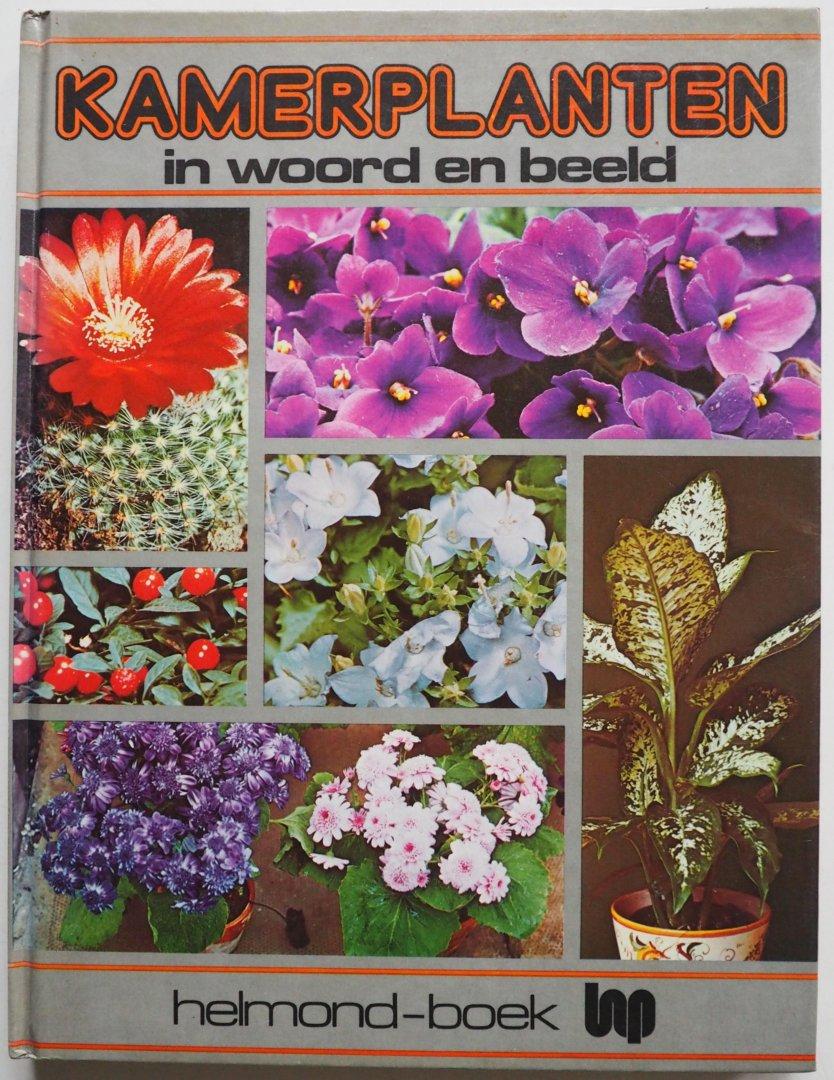 Ward, F. en Peskett, Peter vert. Leeuwaarden, H. van - Kamerplanten in woord en beeld