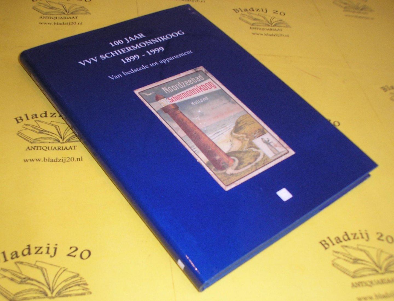 Reitsma, Durk Th. - 100 jaar VVV Schiermonnikoog 1899-1999.Van bedstede