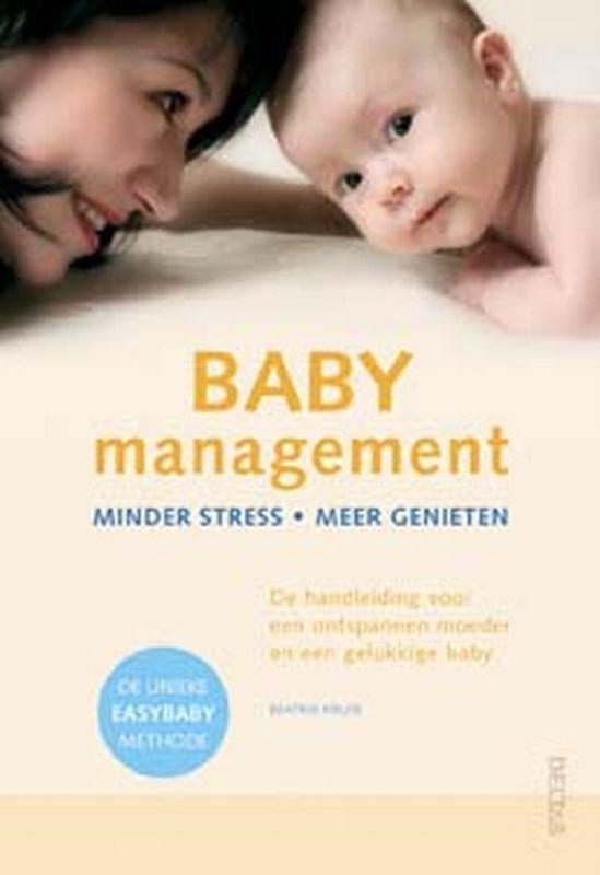 B. Kruse - Babymanagement inder stress meer genieten