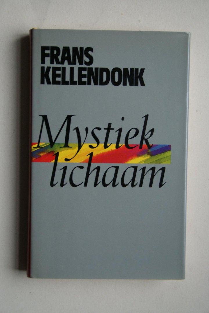 Boekwinkeltjesnl Kellendonk Frans Bellettrie Mystiek