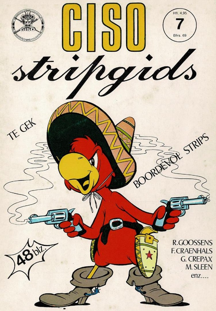 - Ciso stripgids 7