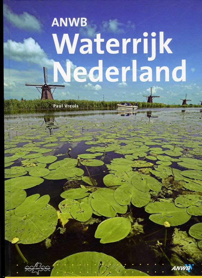ANWB Waterrijk Nederland (O...