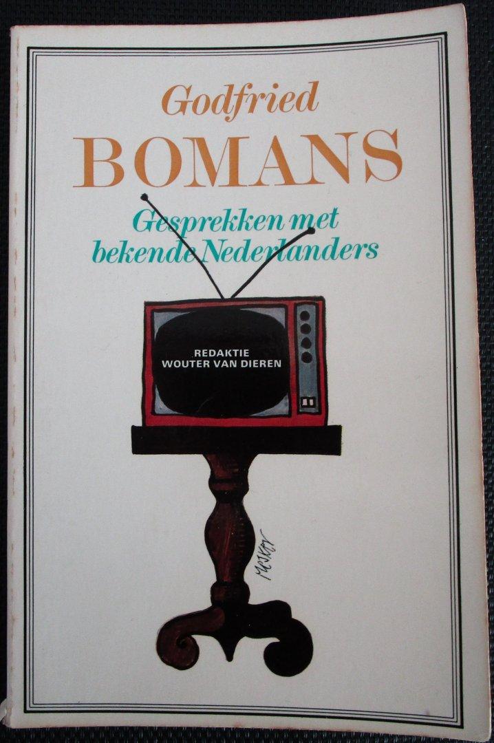 Bomans, Godfried - Gesprekken met bekende Nederlanders
