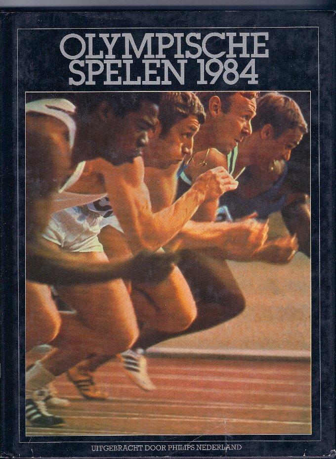 TYLER, MARTYN - Olympische Spelen 1984