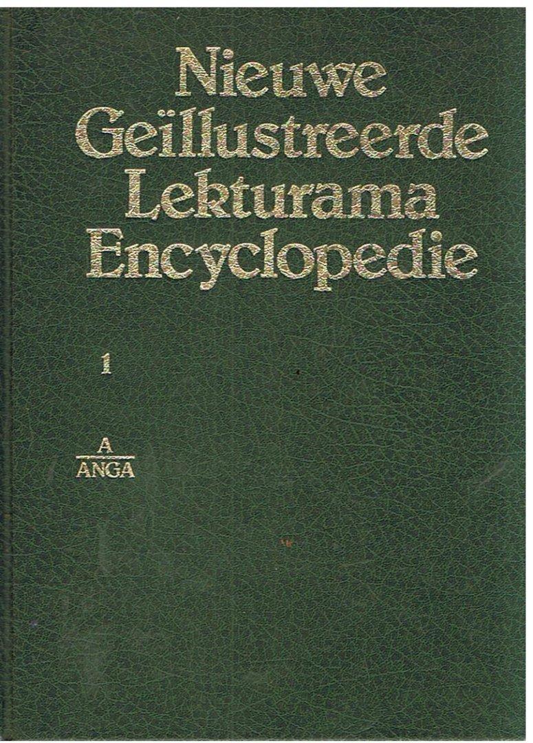 Redactie - Nieuwe geillustreerde Lekturama Encyclopedie - deel 1 - A - Anga