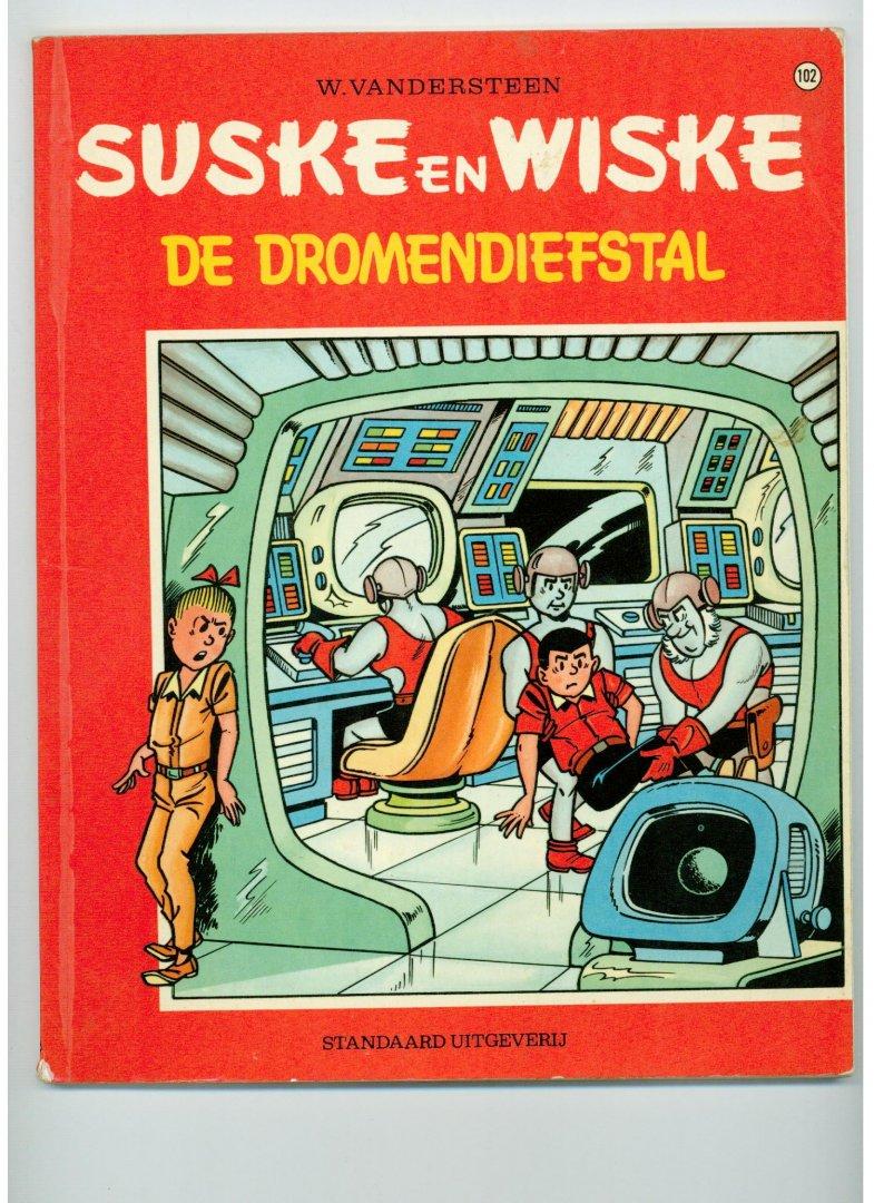 Vandersteen, Willy - Suske en Wiske 102. De dromendiefstal