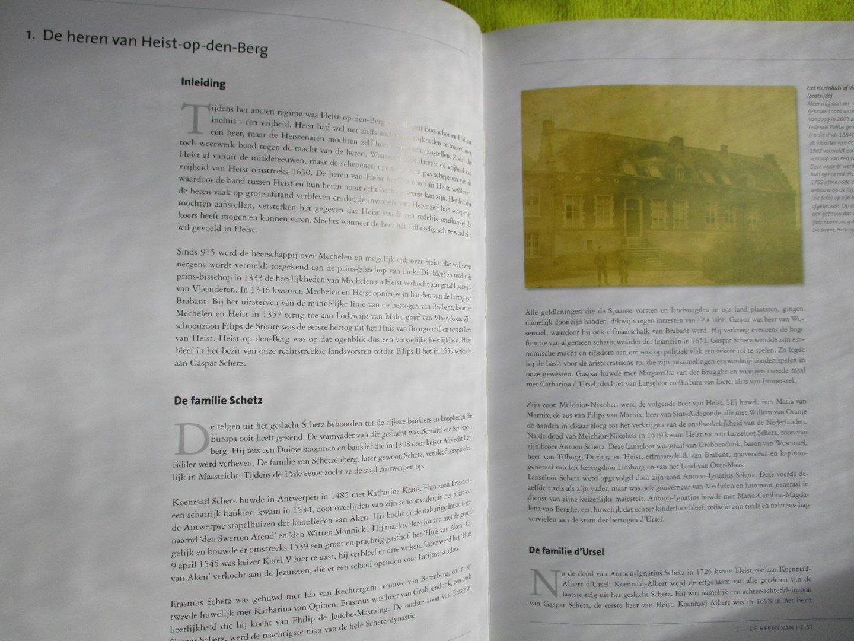 Herteleer Luk, - Heerlijk Heist.  Tien eeuwen geschiedenis.