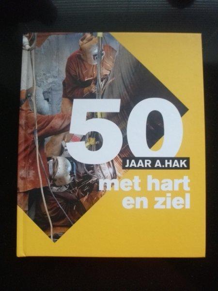 50 jaar a hak Boekwinkeltjes.nl   50 jaar A. Hak met hart en ziel. Ter  50 jaar a hak