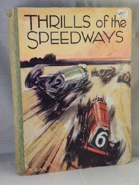 divers - Thrills of the speedways