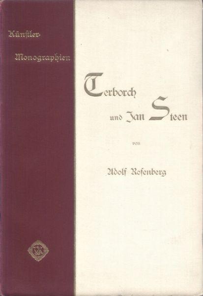 Rosenberg, Adolf - Terborch und Jan Steen. Mit 95 Abbildungen [tekst DU]