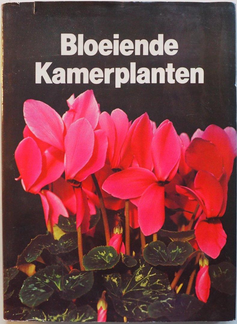 Wegman, Frans W e a. - Bloeiende kamerplanten