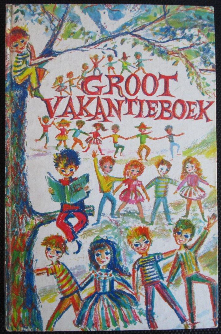 Diverse auteurs - Groot vakantieboek nr. 10