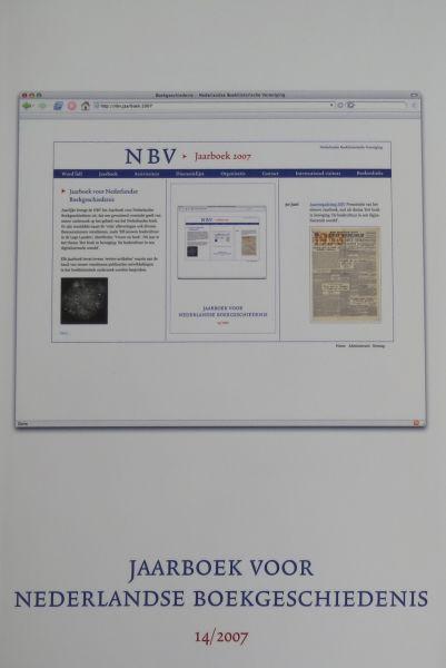 - Jaarboek voor Nederlandse boekgeschiedenis 14/2007