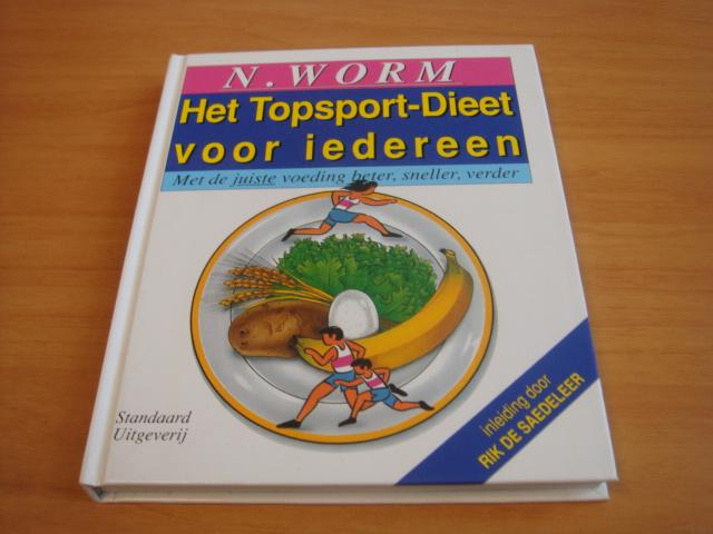 topsport dieet
