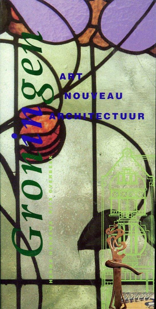 Art nouveau architectuur in...