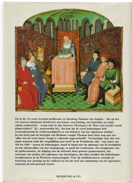 grapperhaus, ferdinand h.m. - belasting, vrijheid en eigendom ( hoe belastingheffing leidde tot meer zeggenschap voor burgers en meer eenheid tussen staten 511 - 1787 )