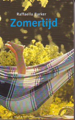 Barker, Raffaella - ZOMERTIJD. 'Een sprankelende komedie over het leven van een alleenstaande moeder met drie kinderen op het Engelse platteland. Een boek vol humor en zelfspot.'
