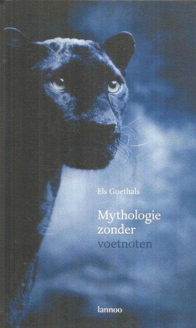 Goethals, Els - Mythologie zonder voetnoten