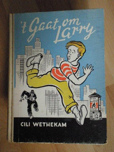 Wethekam, Cili  - vertaald door Jur Meester - 't gaat om Larry