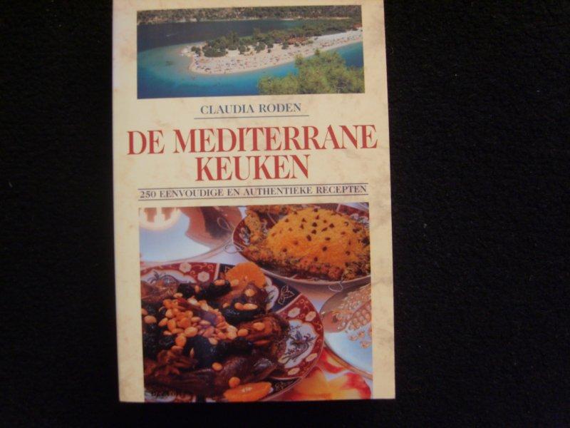 Boekwinkeltjes de mediterrane keuken eenvoudige en