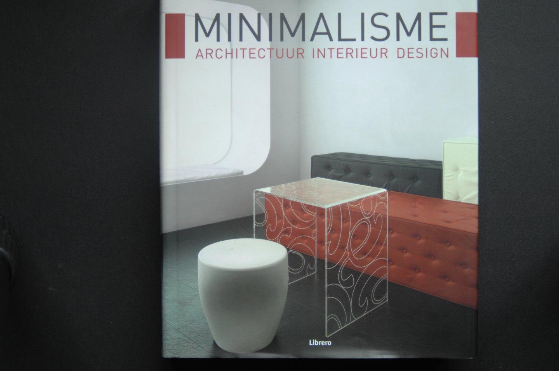 Boekwinkeltjes.nl - Sanchez Vidiella, A. - Minimalisme. Architectuur ...