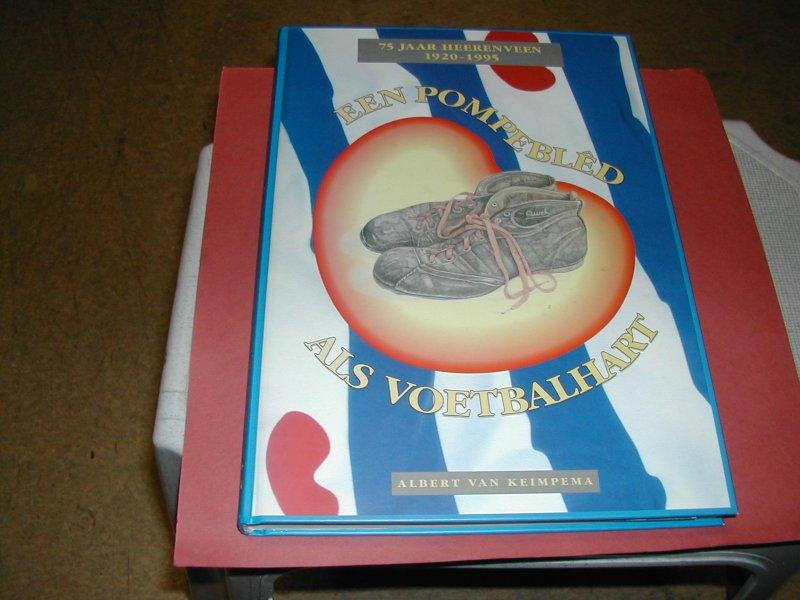 KEIMPEMA, ALBERT van - 75  JAAR  HEERENVEEN  1920-1995
