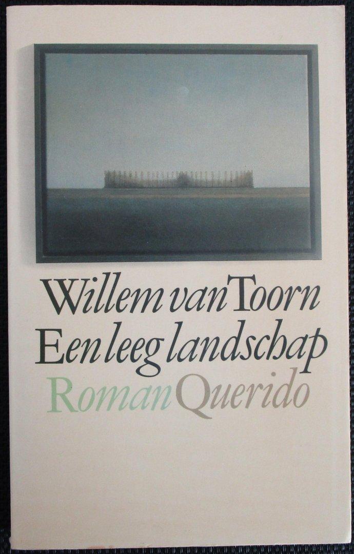 Van Toorn, Willem - Een leeg landschap