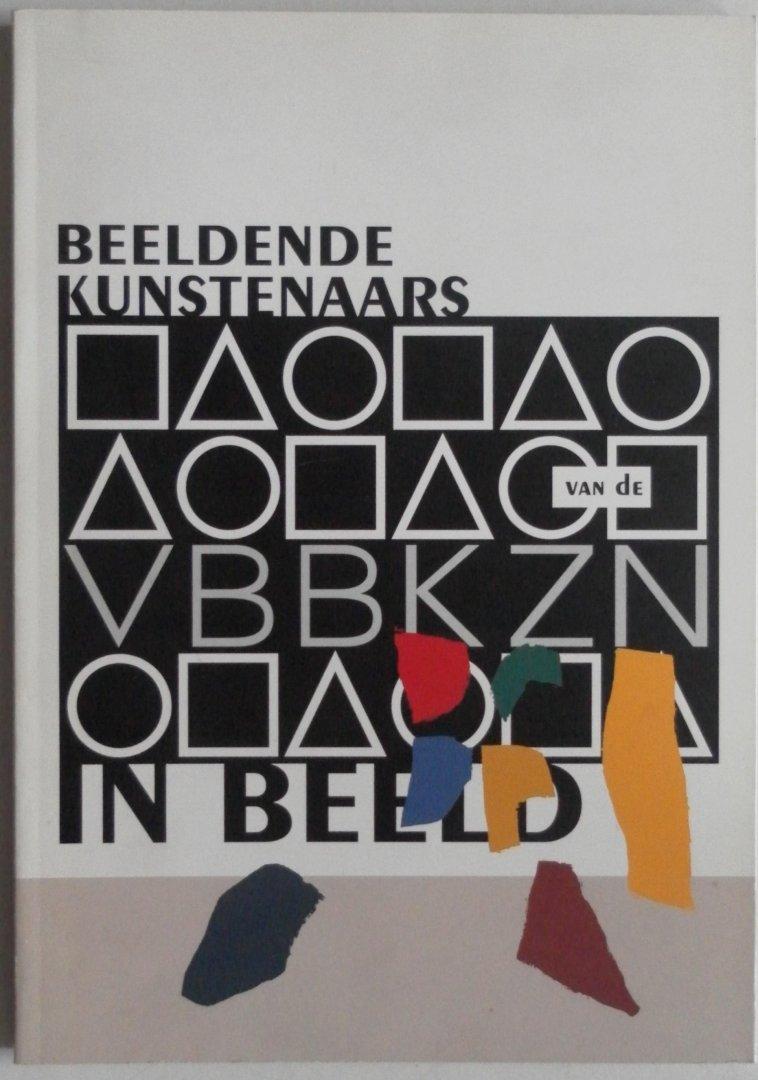 Egbers, Henk, Zaat Mia, Jepkes Michael, Dijkstra Karine, Lisdonk Jan e.a. - Beeldende kunstenaars van de VBBKZN in beeld