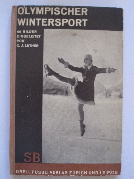 C.J. Luther - Olympischer Wintersport (Schaubücher 4)