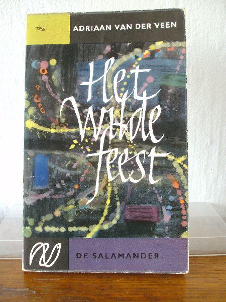 Boekwinkeltjesnl Veen Adriaan Van Der Het Wilde Feest