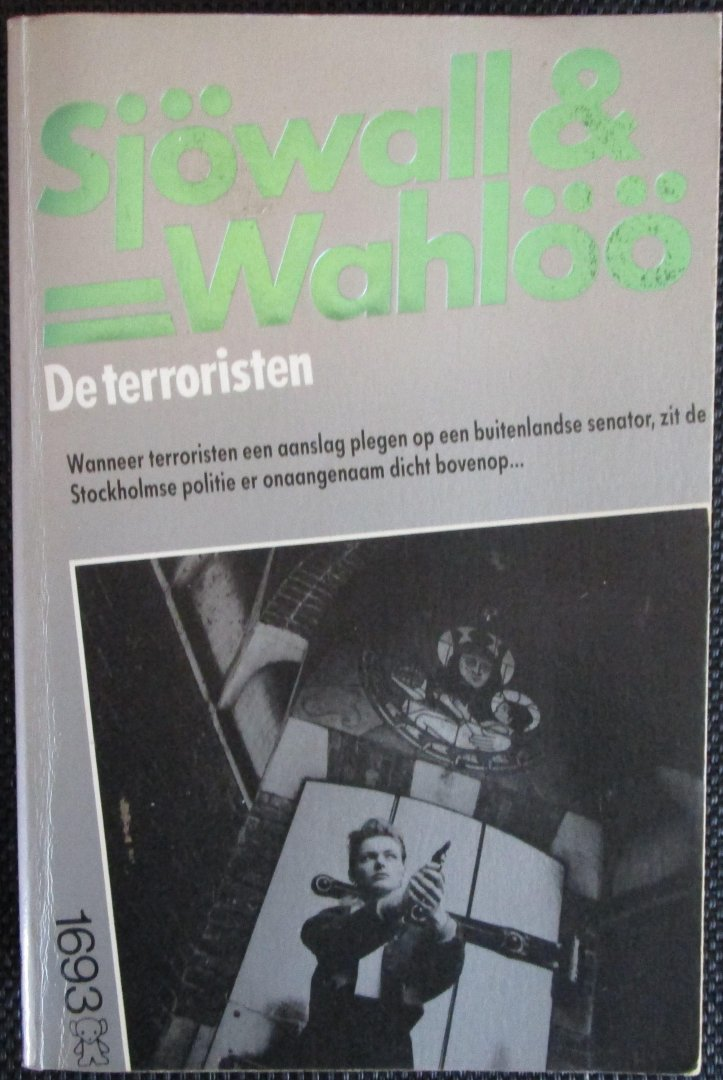 Sjöwall & Wahlöö - De terroristen