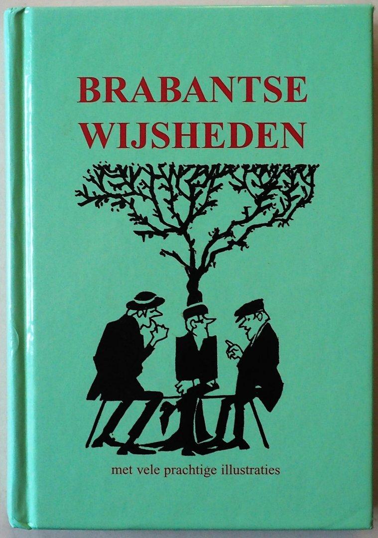 Berkers, Henk; Illustrator: Berg, Will - Brabantse wijsheden