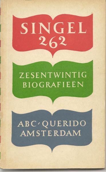 ABC/Querido (redactie) - Zesentwintig biografieen. Rekenschap over een jaar uitgeversactiviteit.