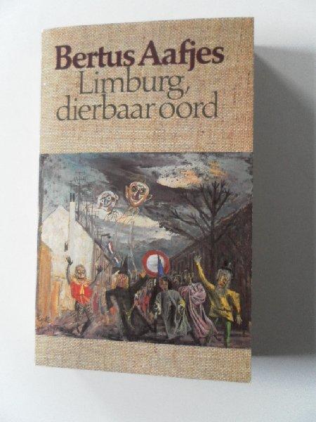 Aafjes, Bertus - Limburg, dierbaar oord. Met kranteknipsel
