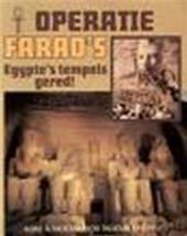 Auke A. Tadema, Bob Tadema-sporry - Operatie Farao's Egypte's tempels gered!