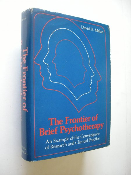 Boekwinkeltjes The Frontier Of Brief Psychotherapy An Example