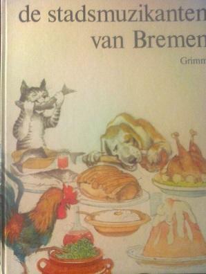 Grimm, Gebroeders / Svend, Otto (ill.) - De stadsmuzikanten van Bremen