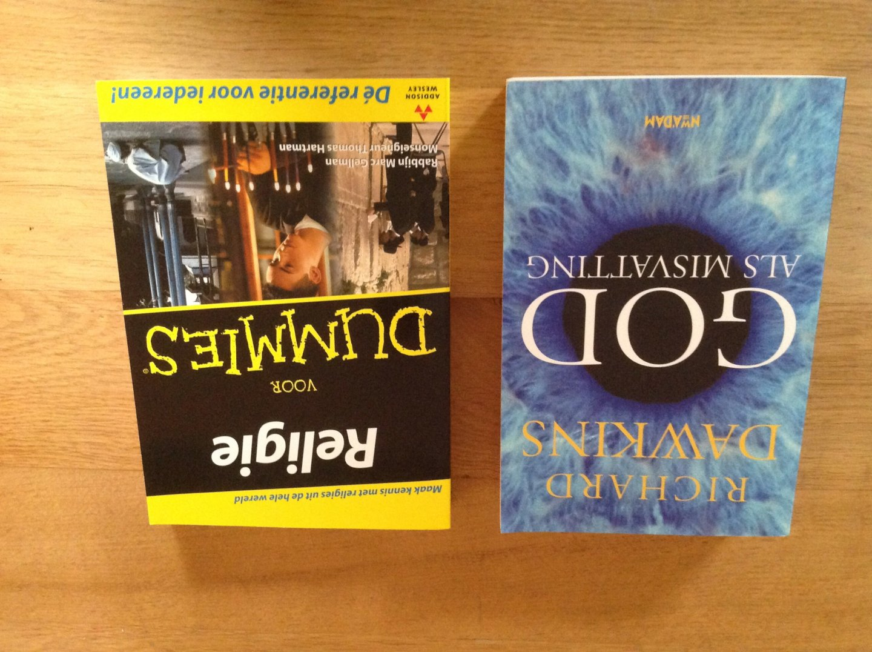 Boekwinkeltjesnl Richard Dawkins God Als Misvatting