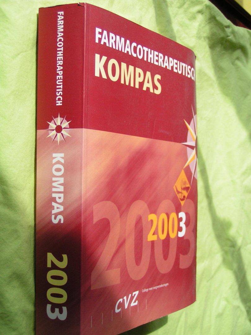 Farmacotherapeutisch Kompas