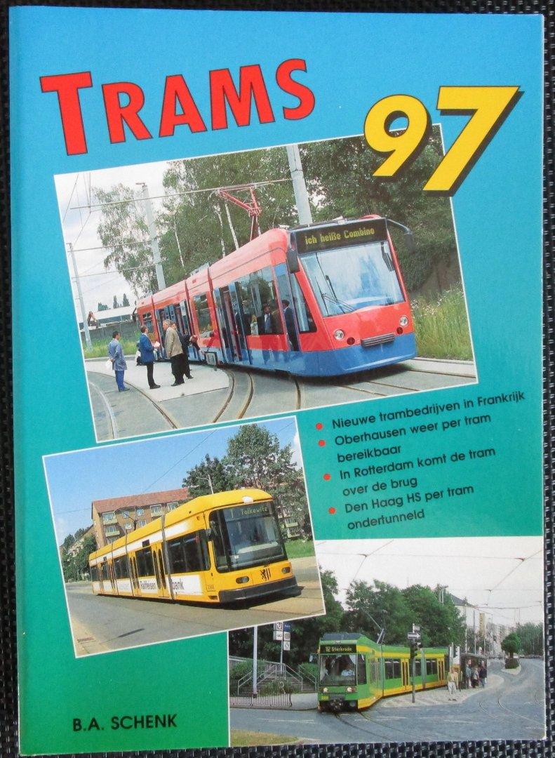 Schenk,  B. A. - Trams 97