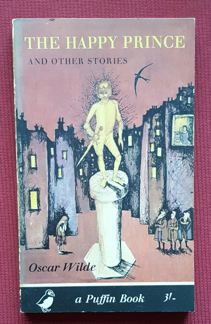 wilde, oscar - happy prince, the: and other stories (serie: puffin)
