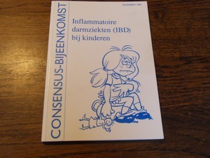 redactie - Inflammatoire darmziekten (IBD) bij kinderen). Consensus-Bijeenkomst.