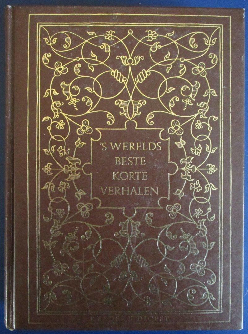 Reader`s Digest / Meer dan 70 wereldberoemde auteurs - `s WERELDS BESTE KORTE VERHALEN (2 delen - deel 1: 36 korte verhalen - deel 2: 38 korte verhalen)