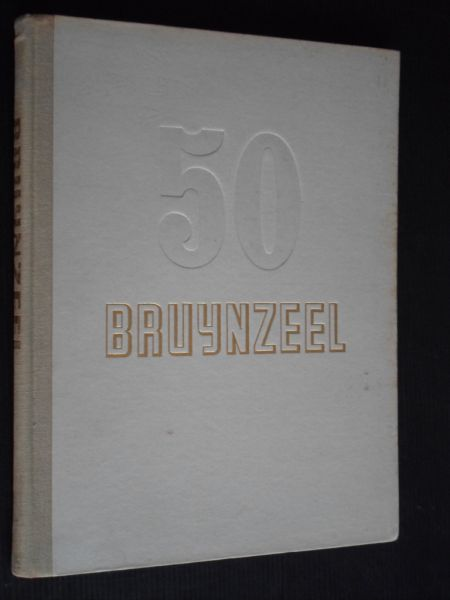 Redeke, Martin, fotografie Carel Blazer - Gedenkboek 50 jaar Bruynzeel, 1897-1947