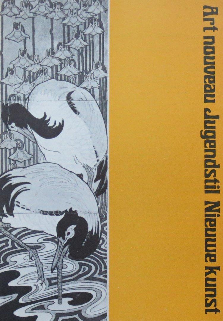 Art Nouveau In Het Rijksmuseum.Boekwinkeltjes Nl Art Nouveau Jugendstil Nieuwe Kunst Bulletin