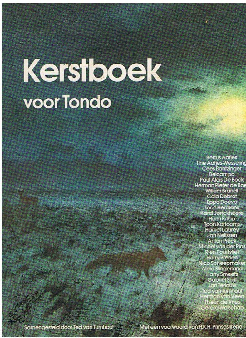 Turnhout, Ted van (samenstelling) - Kerstboek voor Tondo